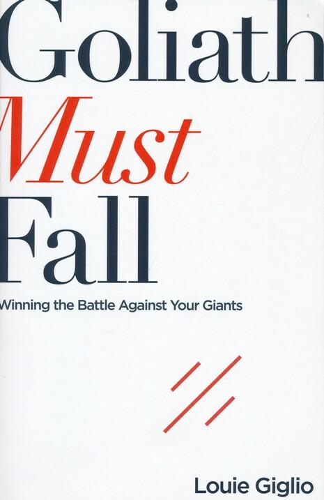 Goliath Must Fall Bible Study