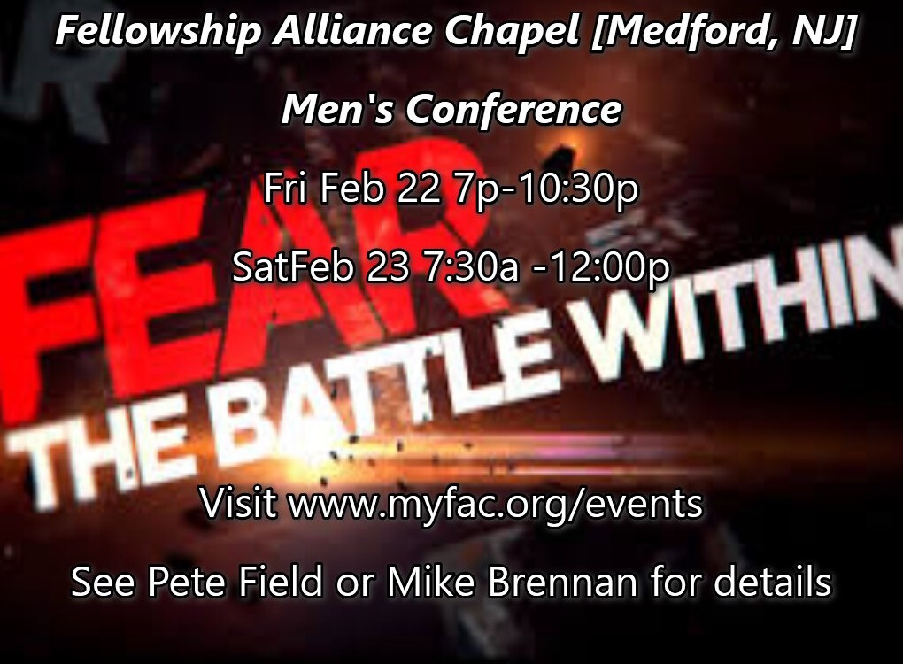 Men's Conference-Day 1