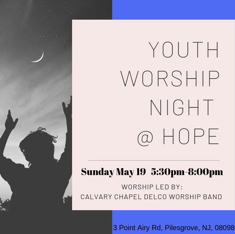Youth Worship Night